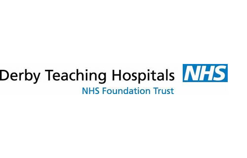 derby hospitals nhs trust logo