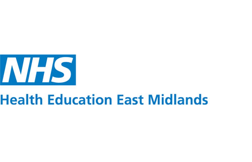 health education england (hee) logo